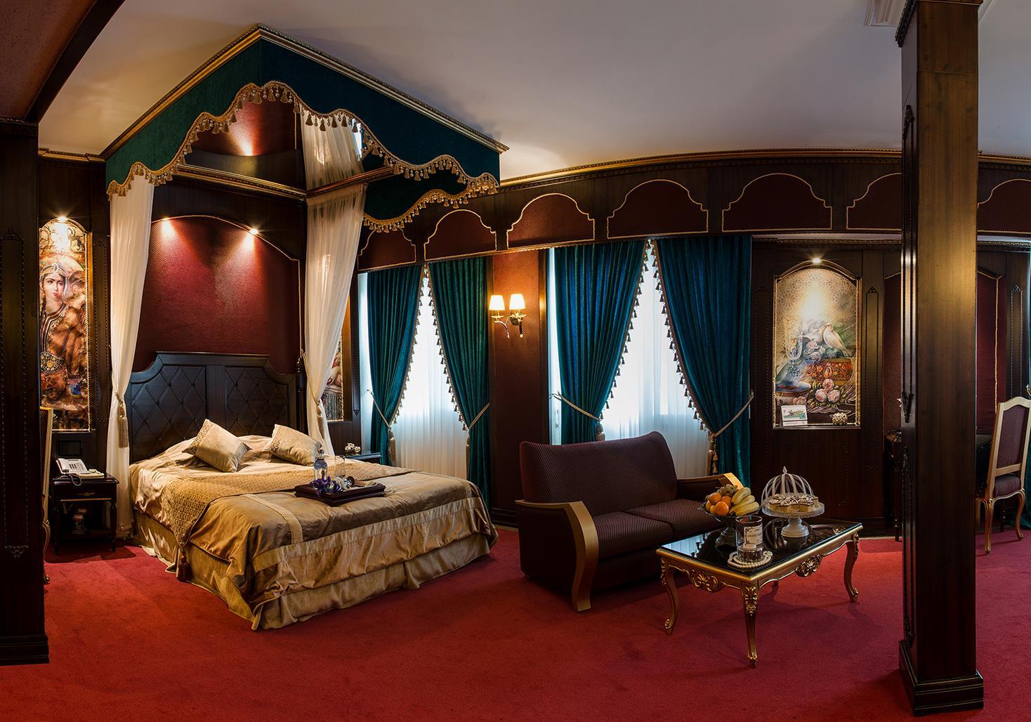 اتاق دبل قاجار